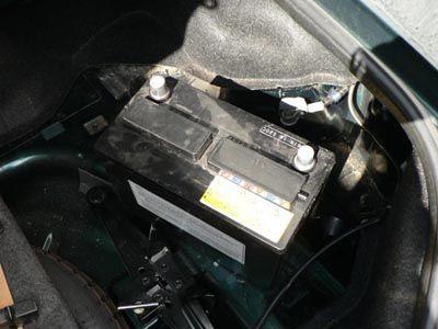 Remplacement de la batterie
