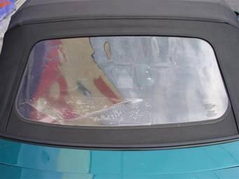 Changement de la lunette arrière Pour Mx5 NA