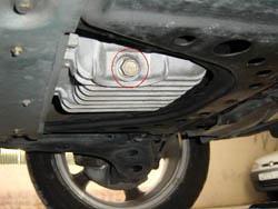 Vidange moteur et changement du filtre à huile
