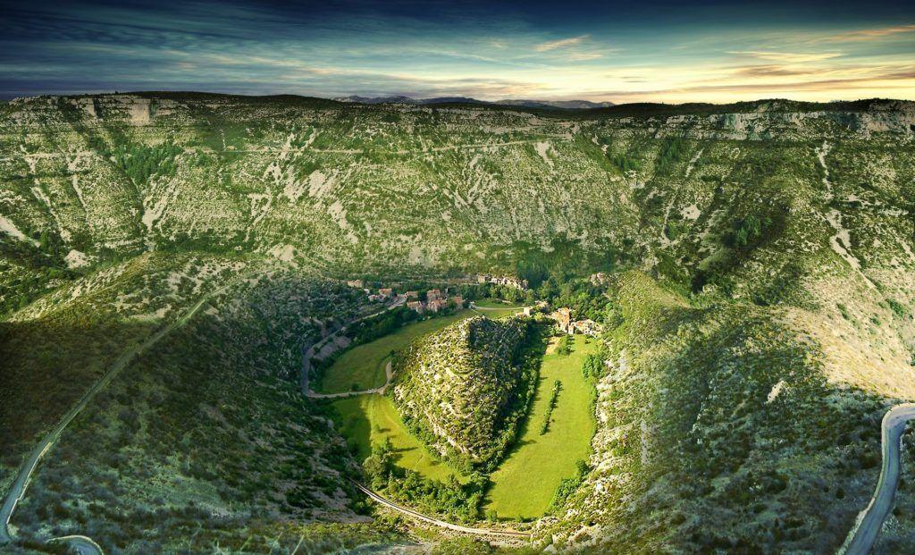 Sortie «du Pic St Loup au Cirque de Navacelles»