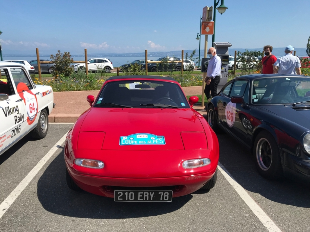 NA de Mazda France
